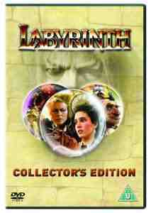 Labyrinth Collectors DVD David Bowie