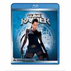 Lara Croft Tomb Raider US Blu-ray