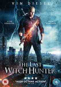 Last Witch Hunter DVD
