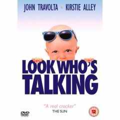 Look Who's Talking DVD