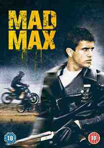 Mad Max DVD Mel Gibson