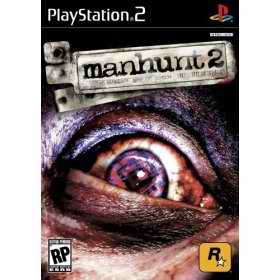 Manhunt 2 game cover