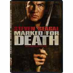 Marked for Death DVD