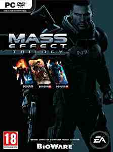 Mass Effect Trilogy PC DVD