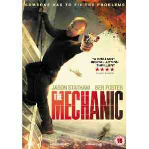 Mechanic DVD Jason Statham
