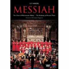 Handel's Messiah DVD