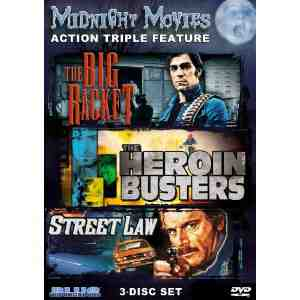 Midnight Movies Vol Feature Busters