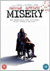Misery DVD James Caan