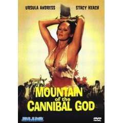 Mountain of the Cannibal God DVD