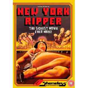 New York Ripper High Blu ray