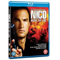 Nico Above Blu ray Steven Seagal