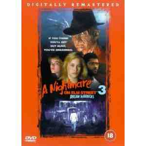 Nightmare Elm Street Dream Warriors