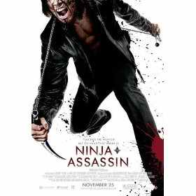 Ninja Assassin Theatrical Release