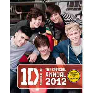 One Direction Official Annual Annuals