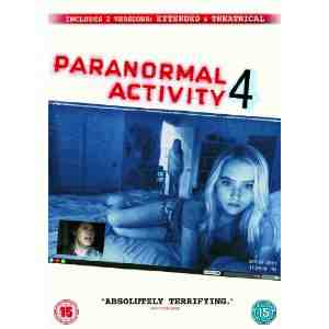 Paranormal Activity Theatrical Extended Versions