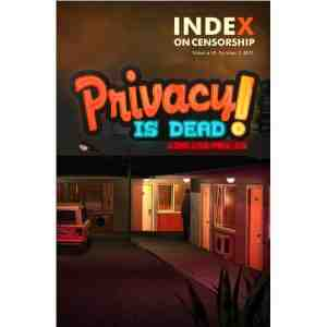 Privacy Dead privacy Index Censorship
