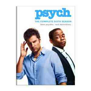Psych Season Six James Roday