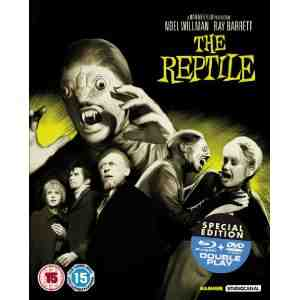 Reptitle DOUBLE PLAY DVD