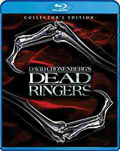 Ringers Collectors Blu ray Jeremy Irons