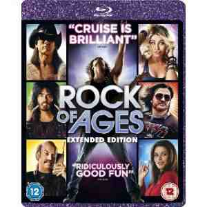 Rock Ages Triple Blu ray Region