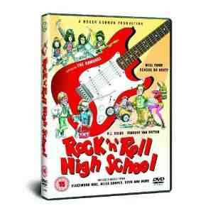 Rock Roll High School DVD