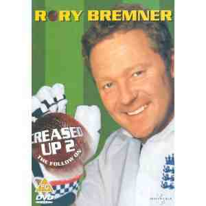 Rory Bremner Creased Up DVD