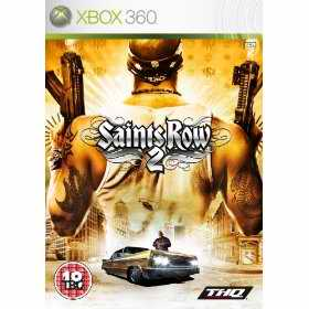 Saints Row 2 game