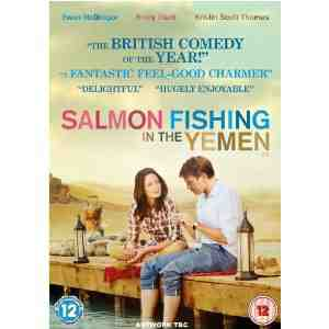Salmon Fishing The Yemen DVD