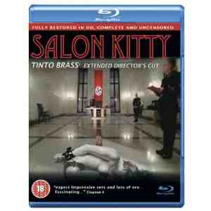 Salon Kitty Blu ray Helmut Berger