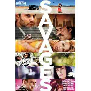 Savages DVD Digital Copy UV