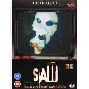 Saw 1 7 The Final Complete Collection