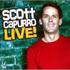 Scott Capurro Live CD
