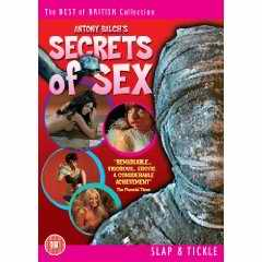 Secrets Sex DVD Kenneth Benda