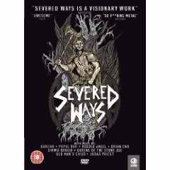 Severed Ways DVD Tony Stone