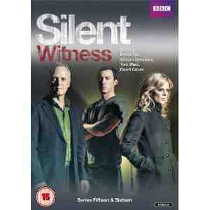 Silent Witness Series 15 DVD