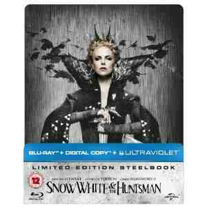 Snow White Huntsman Limited Steelbook