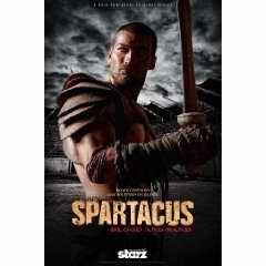 Spartacus Blood Sand Andy Whitfield