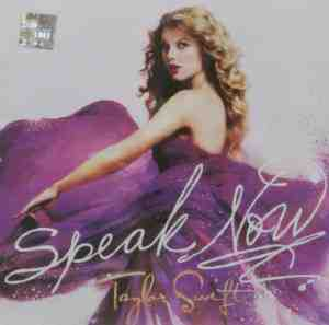 Speak Now Taylor Swift