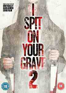 Spit Your Grave DVD