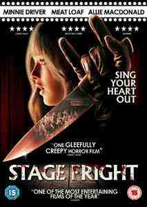 Stage Fright DVD Minnie Driver