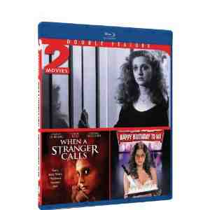 Stranger Birthday Double Feature Blu ray