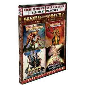 Sword Sorcery Set Region NTSC