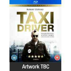 Taxi Driver Blu ray Albert Brooks