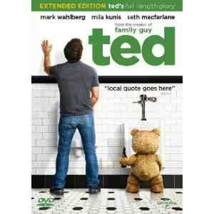 Ted Extended Edition Digital Copy