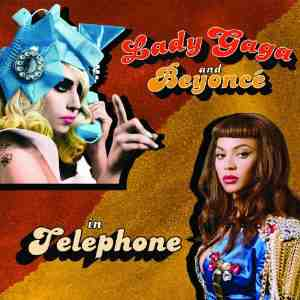 Telephone Lady Gaga