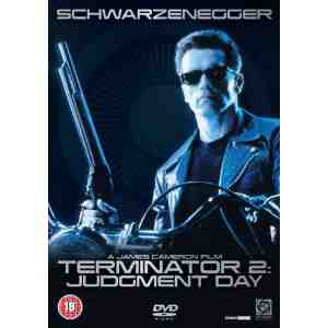 Terminator 2 Judgment Day DVD