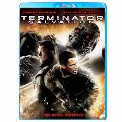 Terminator Salvation Extended Cut Blu ray