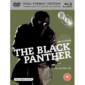 The Black Panther DVD Blu ray
