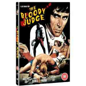 The Bloody Judge DVD