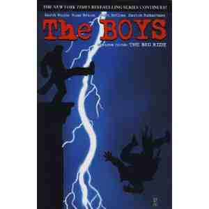 The Boys Big Ride Vol